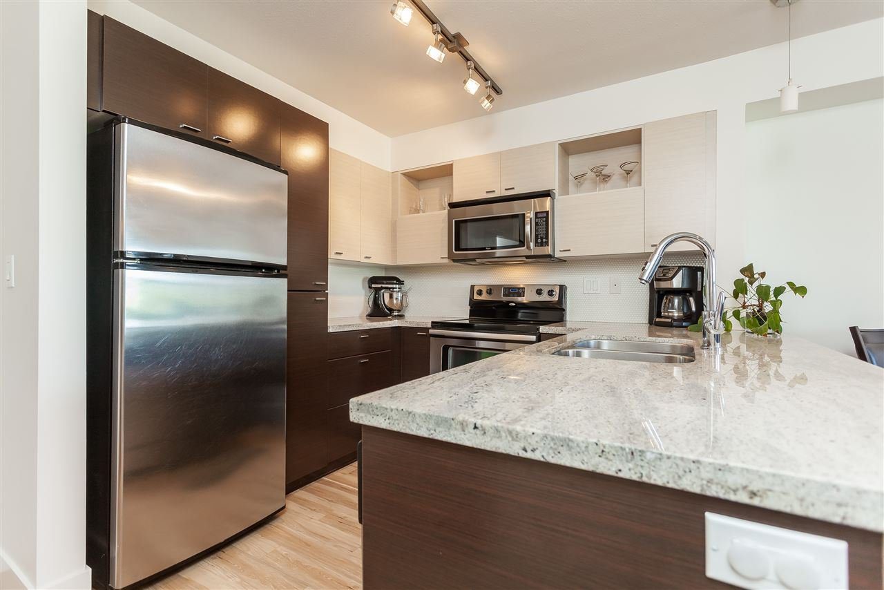 """Photo 3: Photos: 208 7445 120 Street in Delta: Scottsdale Condo for sale in """"The TREND"""" (N. Delta)  : MLS®# R2377961"""
