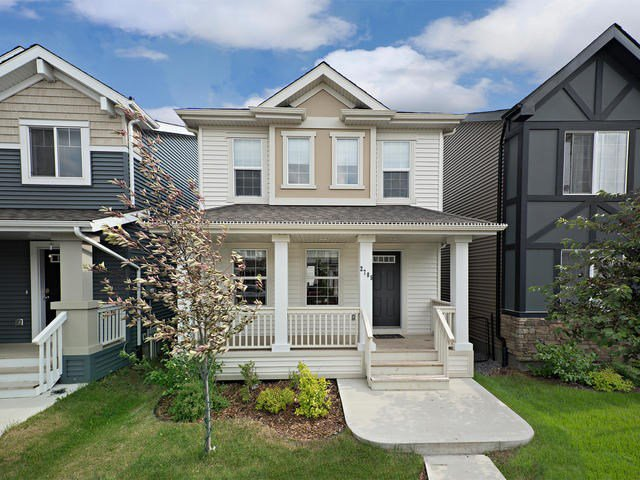 Main Photo: 2785 COUGHLAN Green in Edmonton: Zone 55 House for sale : MLS®# E4162870