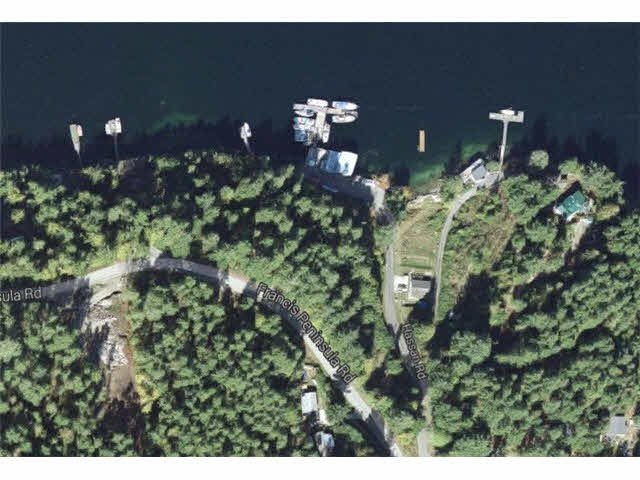 Main Photo: LOT A FRANCIS PENINSULA ROAD in : Pender Harbour Egmont Land for sale : MLS®# V1108855