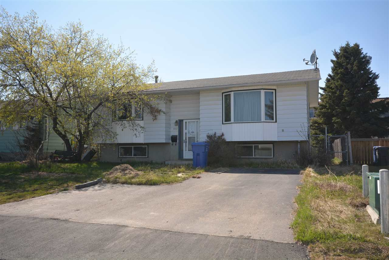 Main Photo: 9212 92A Street in Fort St. John: Fort St. John - City SE House for sale (Fort St. John (Zone 60))  : MLS®# R2454480