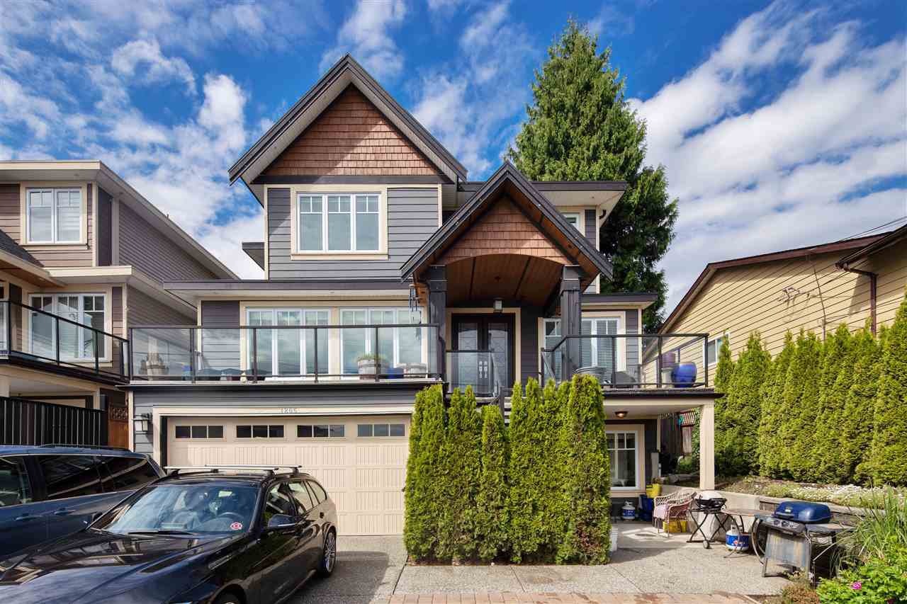 Main Photo: 1205 HAMMOND Avenue in Coquitlam: Maillardville House for sale : MLS®# R2456282