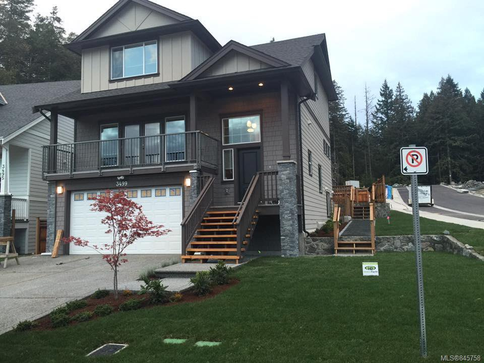Main Photo: 3499 Ambrosia Cres in : La Happy Valley Single Family Detached for sale (Langford)  : MLS®# 845758
