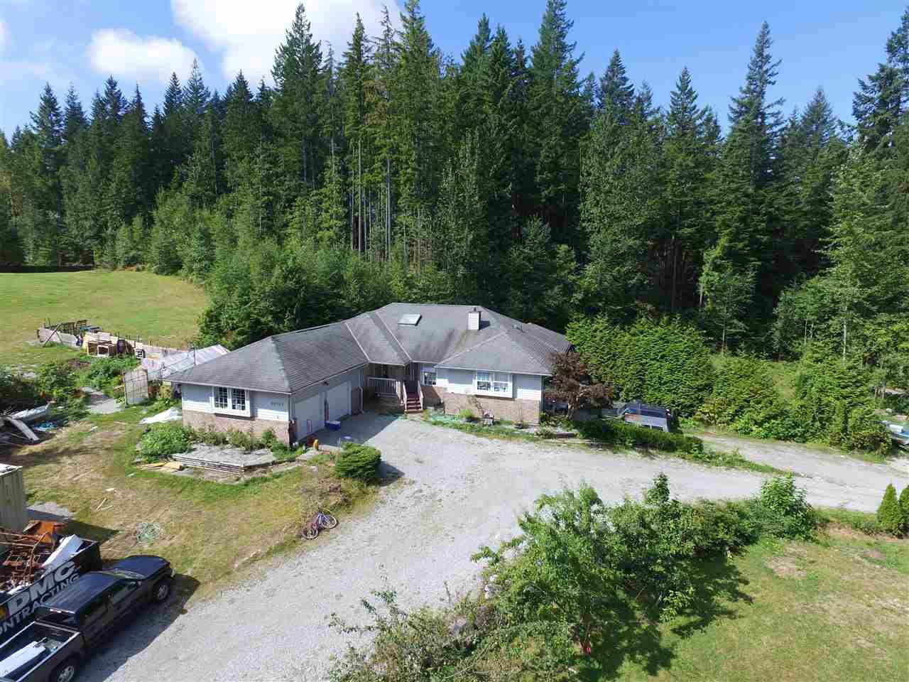 Main Photo: 12771 MCNUTT Road in Maple Ridge: Northeast House for sale : MLS®# R2490335