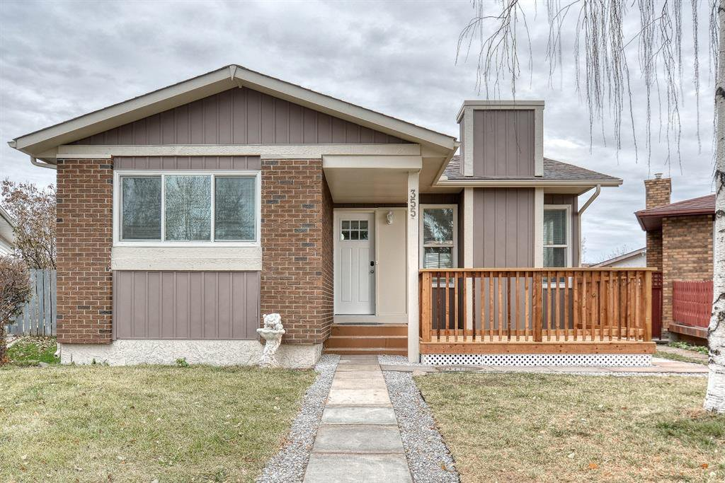 Main Photo: 355 Whitman Place NE in Calgary: Whitehorn Detached for sale : MLS®# A1046651