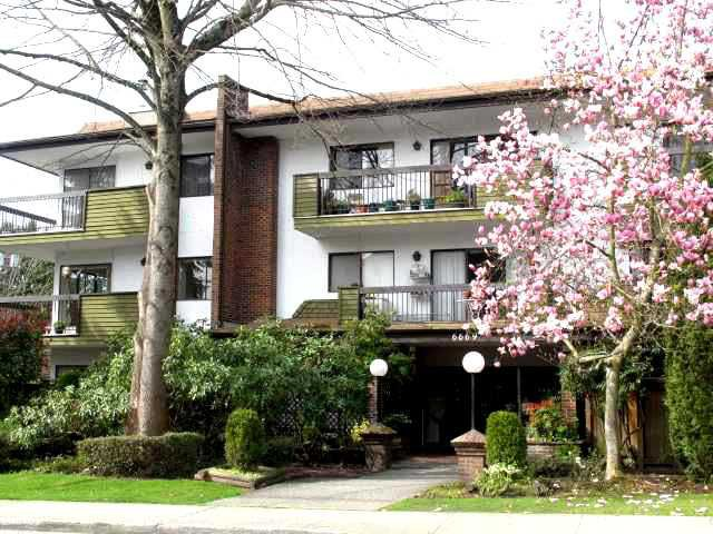 """Main Photo: 102 6669 TELFORD Avenue in Burnaby: Metrotown Condo for sale in """"THE FIRCREST"""" (Burnaby South)  : MLS®# V872370"""