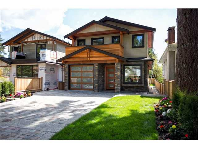 Main Photo: 1075 CANYON Boulevard in North Vancouver: Canyon Heights NV House for sale : MLS®# V1004304