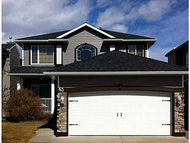 Main Photo: 63 CITADEL CREST Heath NW in CALGARY: Citadel Residential Detached Single Family for sale (Calgary)  : MLS®# C3608928
