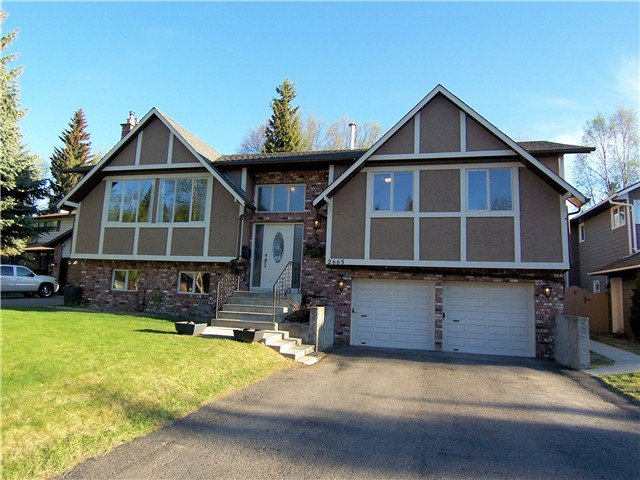 "Main Photo: 2665 LYNDRIDGE Place in Prince George: Upper College House for sale in ""MORIARTY/UPPER COLLEGE HEIGHTS"" (PG City South (Zone 74))  : MLS®# N236140"