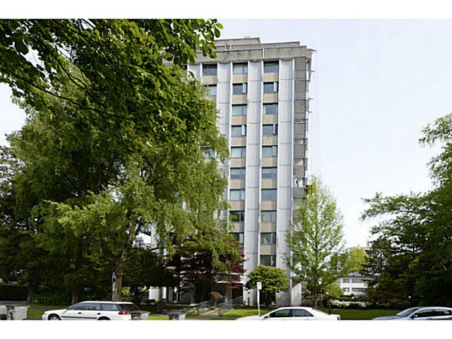 Main Photo: # 1102 2165 W 40TH AV in Vancouver: Kerrisdale Condo for sale (Vancouver West)  : MLS®# V1063365