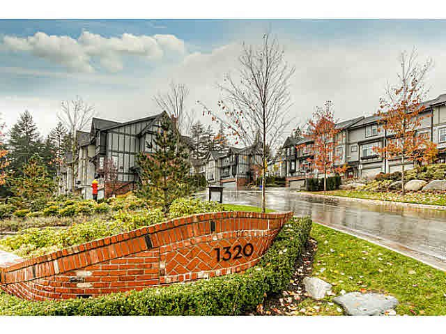 """Main Photo: 82 1320 RILEY Street in Coquitlam: Burke Mountain Townhouse for sale in """"RILEY BY MOSAIC"""" : MLS®# V1095086"""