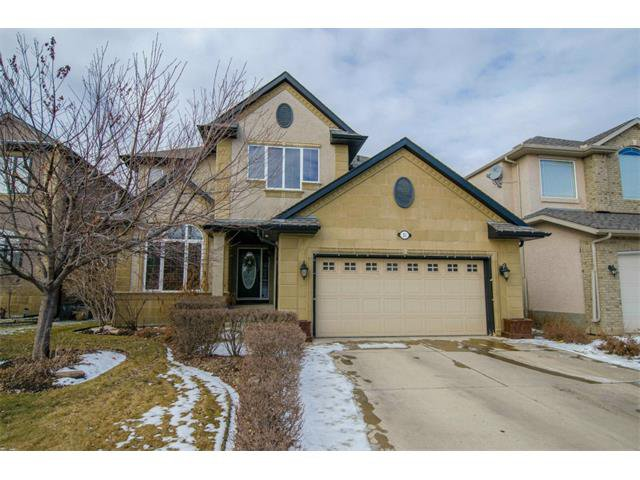 Main Photo: 21 STRATHRIDGE Way SW in Calgary: Strathcona Park House for sale : MLS®# C4000234