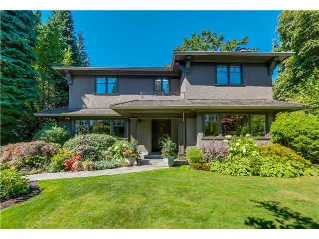 Main Photo: 5357 ANGUS Drive in Vancouver: Shaughnessy House for sale (Vancouver West)  : MLS®# V1140511