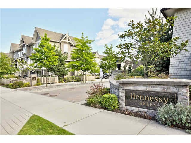 "Photo 15: Photos: 71 9800 ODLIN Road in Richmond: West Cambie Townhouse for sale in ""HENNESSY GARDEN"" : MLS®# R2004610"