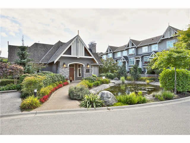 "Photo 16: Photos: 71 9800 ODLIN Road in Richmond: West Cambie Townhouse for sale in ""HENNESSY GARDEN"" : MLS®# R2004610"