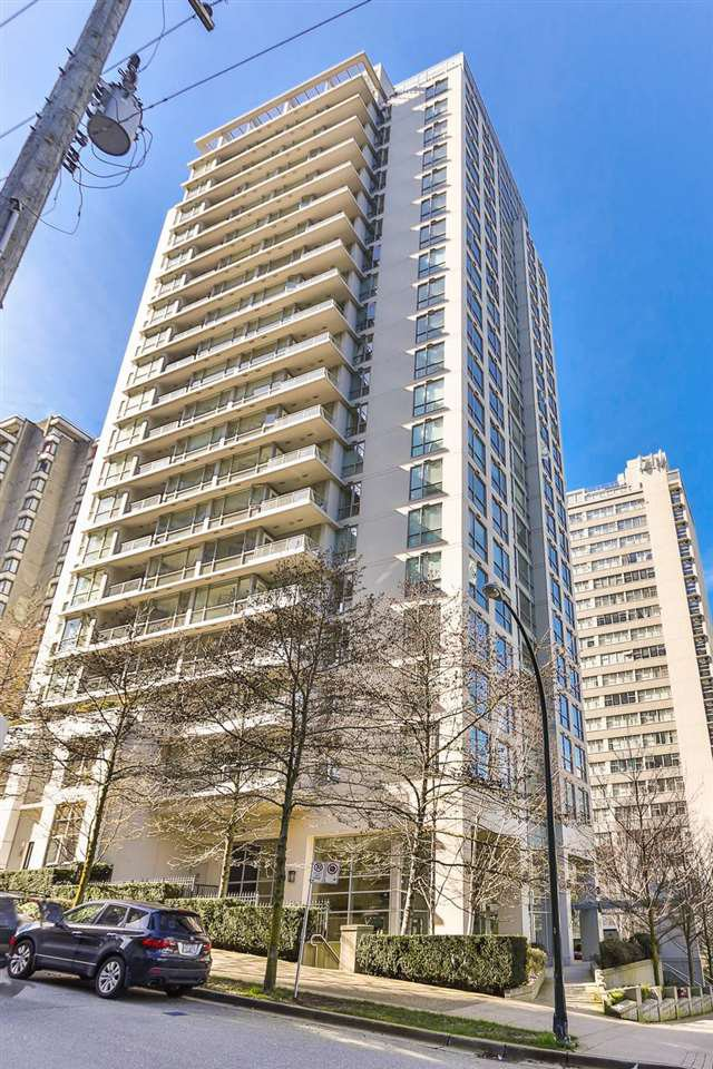 Photo 2: Photos: 905 1420 W GEORGIA Street in Vancouver: Yaletown Condo for sale (Vancouver West)  : MLS®# R2048221