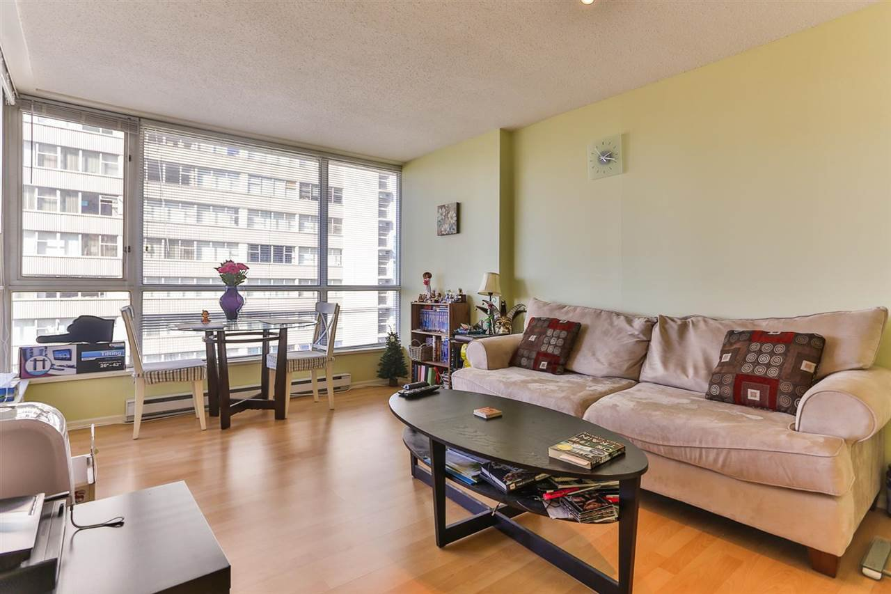 Photo 6: Photos: 905 1420 W GEORGIA Street in Vancouver: Yaletown Condo for sale (Vancouver West)  : MLS®# R2048221