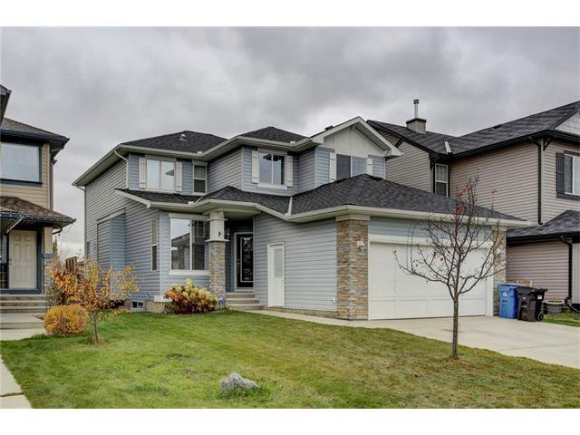 Main Photo: 43 BRIGHTONSTONE Grove SE in Calgary: New Brighton House for sale : MLS®# C4085071