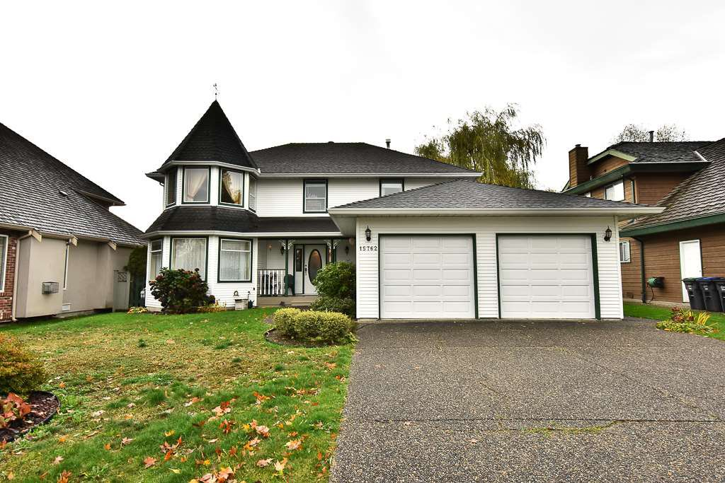 Main Photo: 15762 92A Avenue in Surrey: Fleetwood Tynehead House for sale : MLS®# R2120115