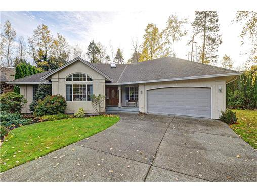 Main Photo: 2549 Annabern Cres in VICTORIA: SE Queenswood Single Family Detached for sale (Saanich East)  : MLS®# 746397