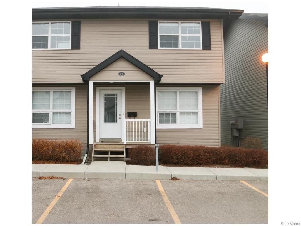 Main Photo: 58 4500 CHILD Avenue in Regina: Complex for sale (Regina Area 01)  : MLS®# 599936