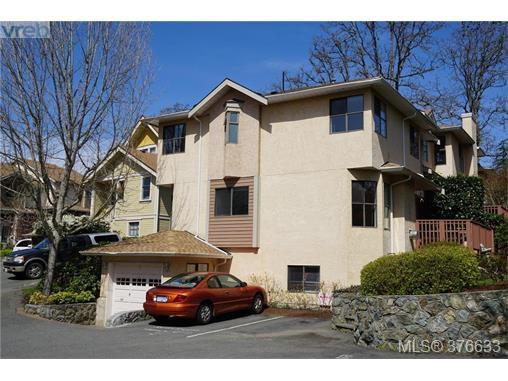 Main Photo: 4 4580 West Saanich Rd in VICTORIA: SW Royal Oak Row/Townhouse for sale (Saanich West)  : MLS®# 756094