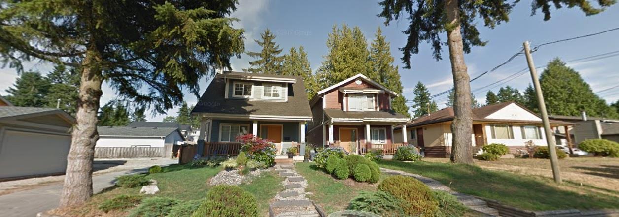 "Main Photo: 725 DUCKLOW Street in Coquitlam: Coquitlam West House 1/2 Duplex for sale in ""Burquitlam"" : MLS®# R2160035"