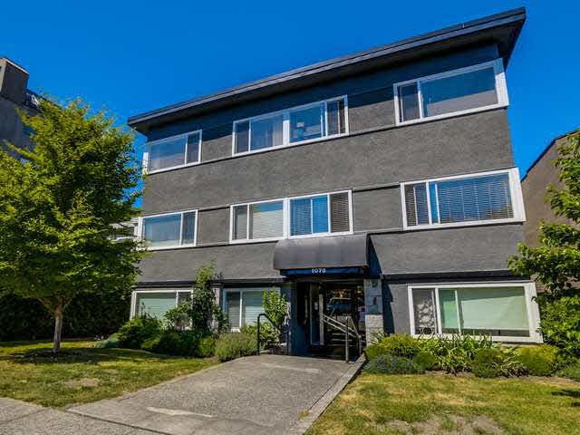 Main Photo: 1 075 W 13th Ave. in Vancouver: Fairview VW Condo for sale (Vancouver West)  : MLS®# V1135518