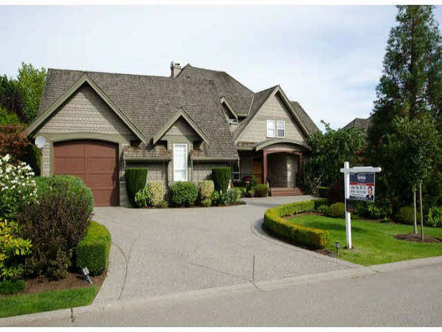 Main Photo: 15975 36A Ave. in White Rock: Morgan Creek House for sale (South Surrey White Rock)  : MLS®# F1408057