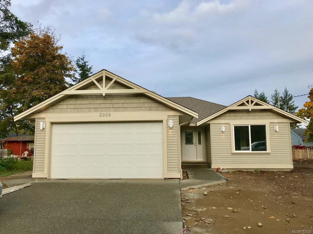Main Photo: 3968 Leeming Rd in CAMPBELL RIVER: CR Campbell River South House for sale (Campbell River)  : MLS®# 772532