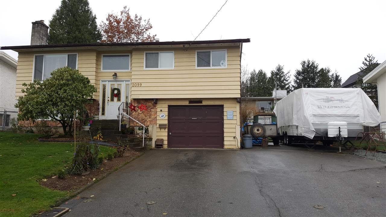 Main Photo: 2099 RIDGEWAY Street in Abbotsford: Abbotsford West House for sale : MLS®# R2224808