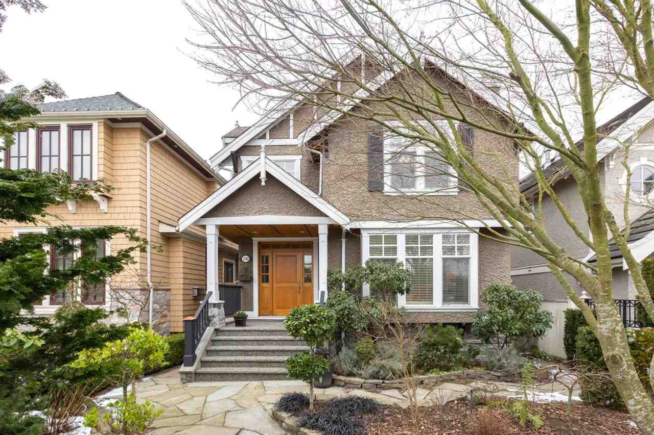 Main Photo: 3109 W 16TH Avenue in Vancouver: Kitsilano House for sale (Vancouver West)  : MLS®# R2244852