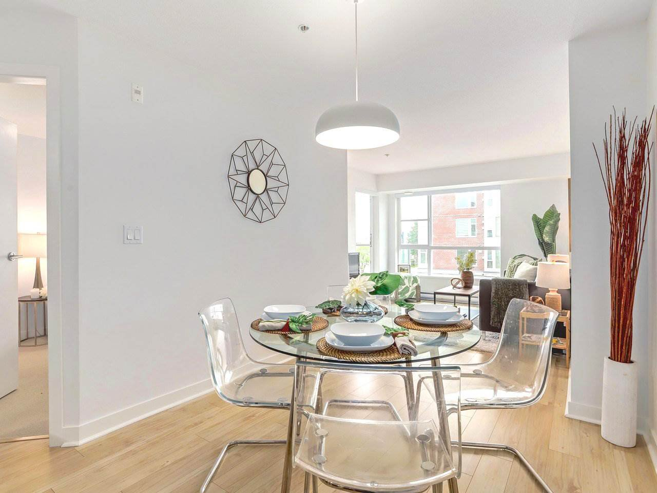 """Main Photo: 312 2888 E 2ND Avenue in Vancouver: Renfrew VE Condo for sale in """"SESAME"""" (Vancouver East)  : MLS®# R2270930"""