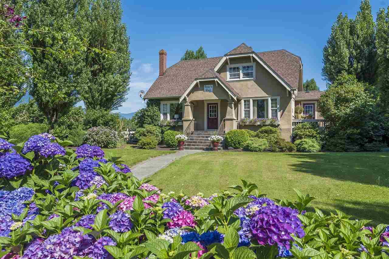 Main Photo: 42383 SINCLAIR Road in Sardis - Greendale: Greendale Chilliwack House for sale (Sardis)  : MLS®# R2289813