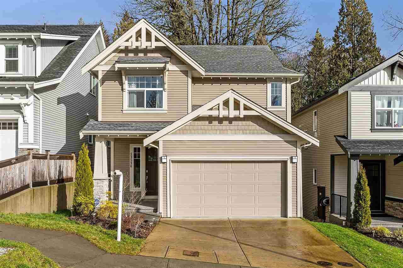 "Main Photo: 13536 NELSON PEAK Drive in Maple Ridge: Silver Valley House for sale in ""NELSON PEAK"" : MLS®# R2333616"