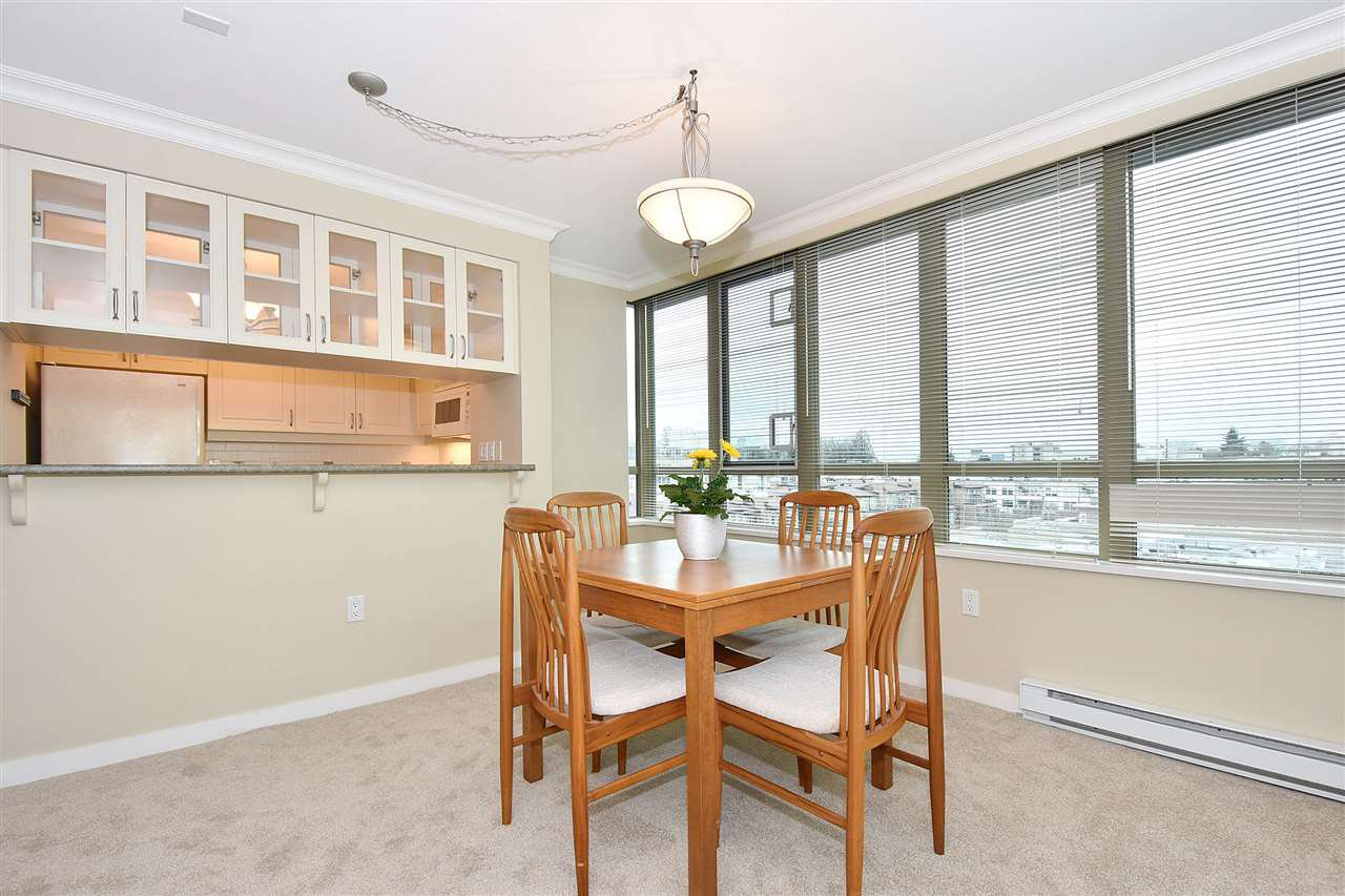 """Main Photo: 714 2799 YEW Street in Vancouver: Kitsilano Condo for sale in """"TAPESTRY AT ARBUTUS WALK"""" (Vancouver West)  : MLS®# R2355409"""