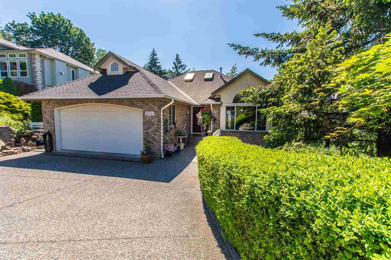 Main Photo: 2761 ST MORITZ Way in Abbotsford: Abbotsford East House for sale : MLS®# R2356100