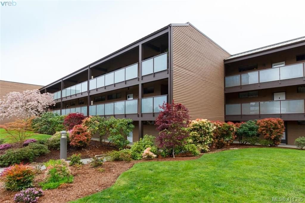 Main Photo: 215 485 Island Hwy in VICTORIA: VR Six Mile Condo Apartment for sale (View Royal)  : MLS®# 815441