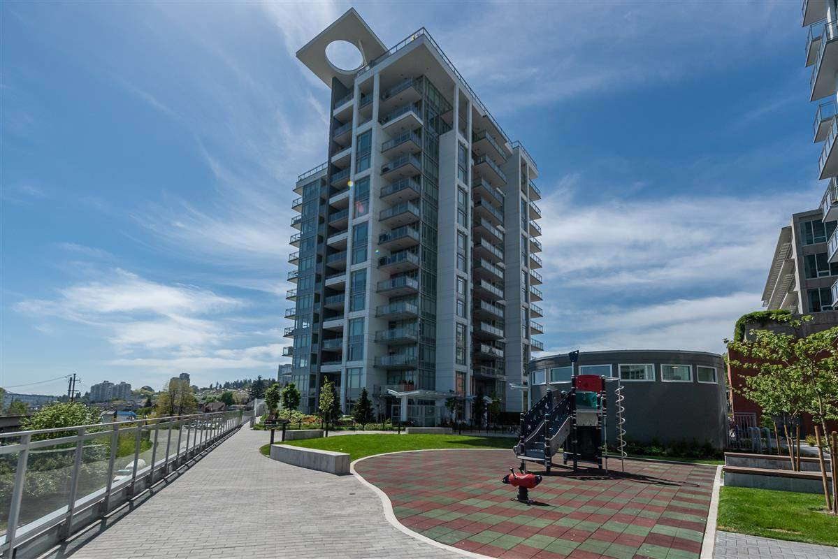 "Main Photo: 602 200 NELSON'S Crescent in New Westminster: Sapperton Condo for sale in ""Sapperton - Brewery District"" : MLS®# R2374887"