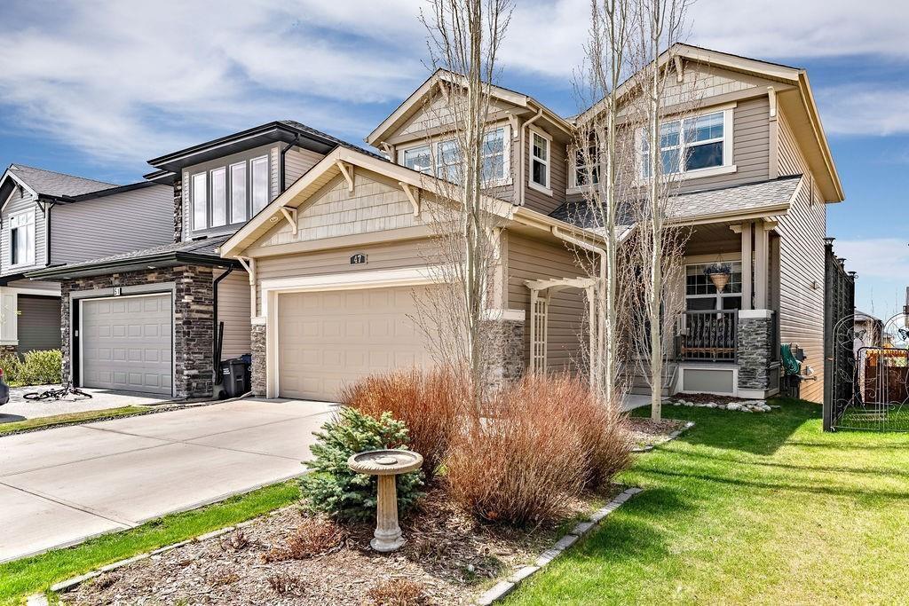 Main Photo: 47 SUNSET Terrace: Cochrane Detached for sale : MLS®# C4248386