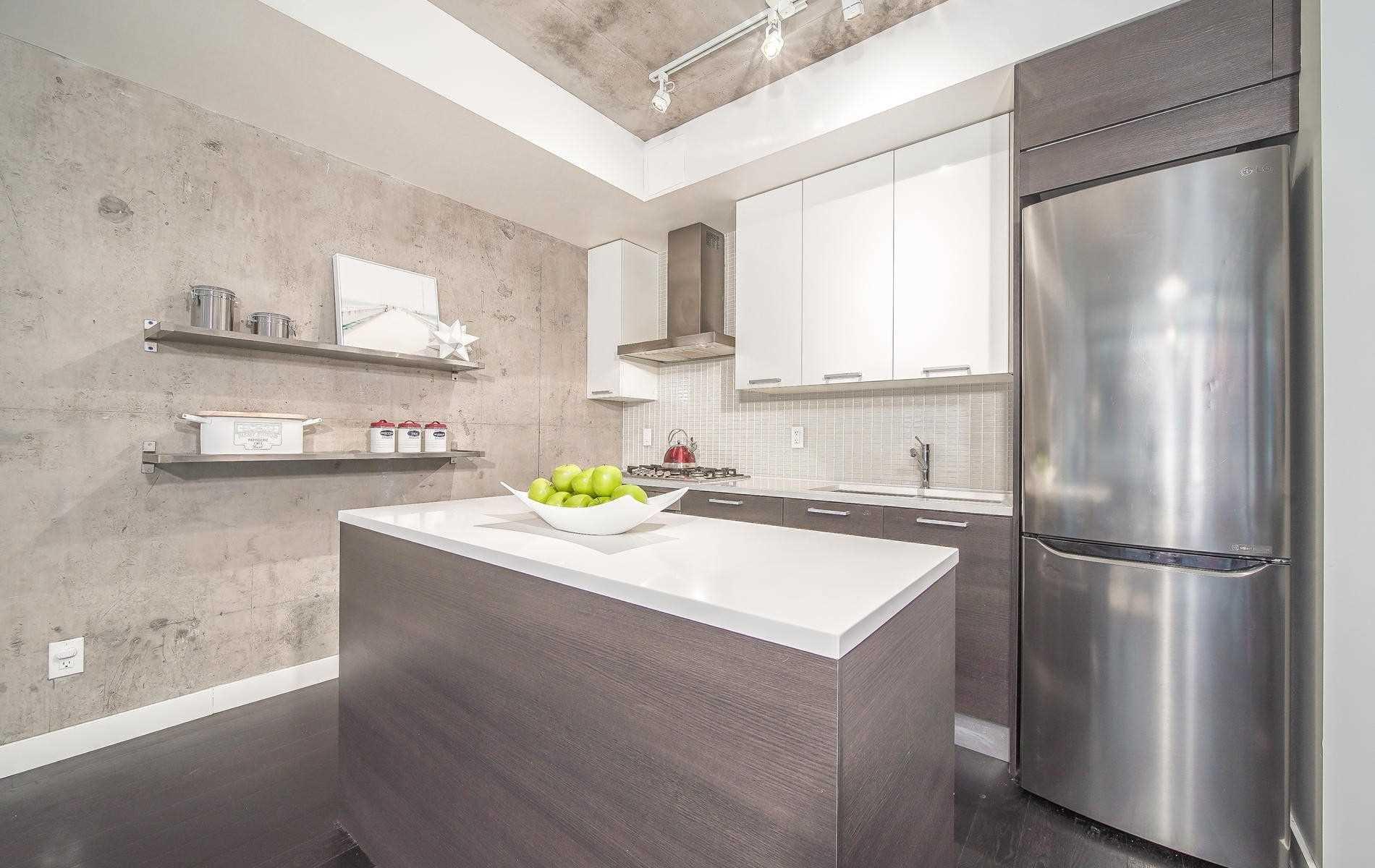 Photo 9: Photos: 408 90 Broadview Avenue in Toronto: South Riverdale Condo for sale (Toronto E01)  : MLS®# E4482454