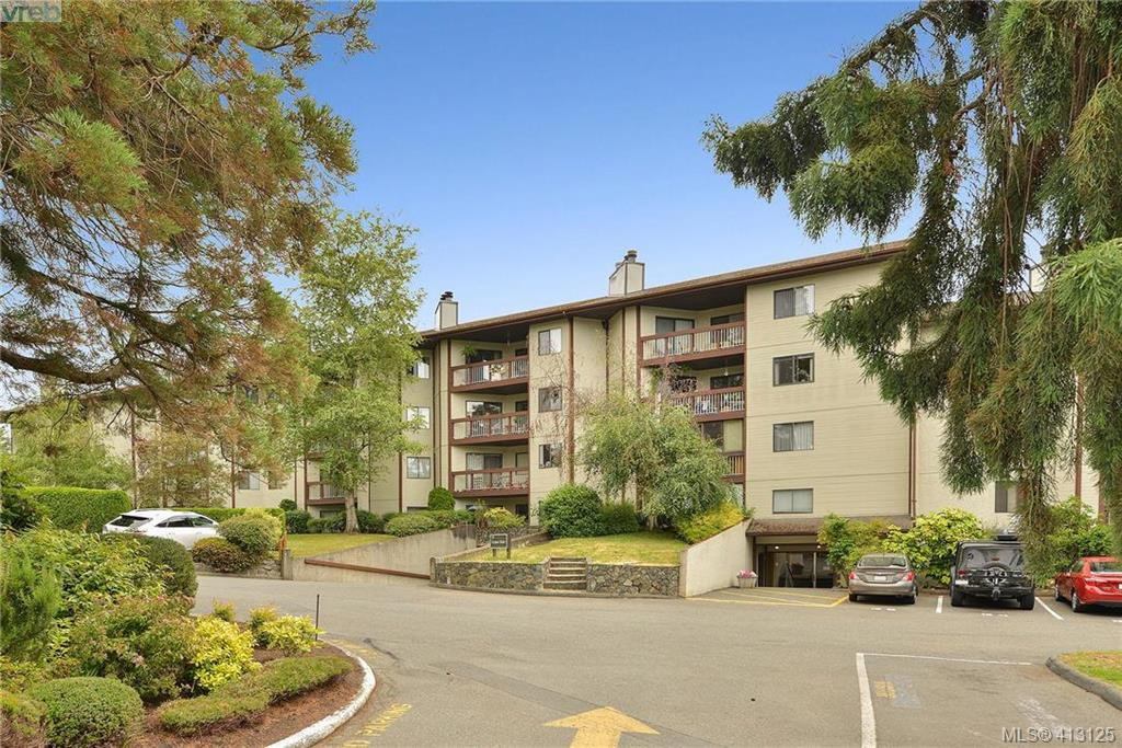 Main Photo: 409 75 W Gorge Road in VICTORIA: SW Gorge Condo Apartment for sale (Saanich West)  : MLS®# 413125