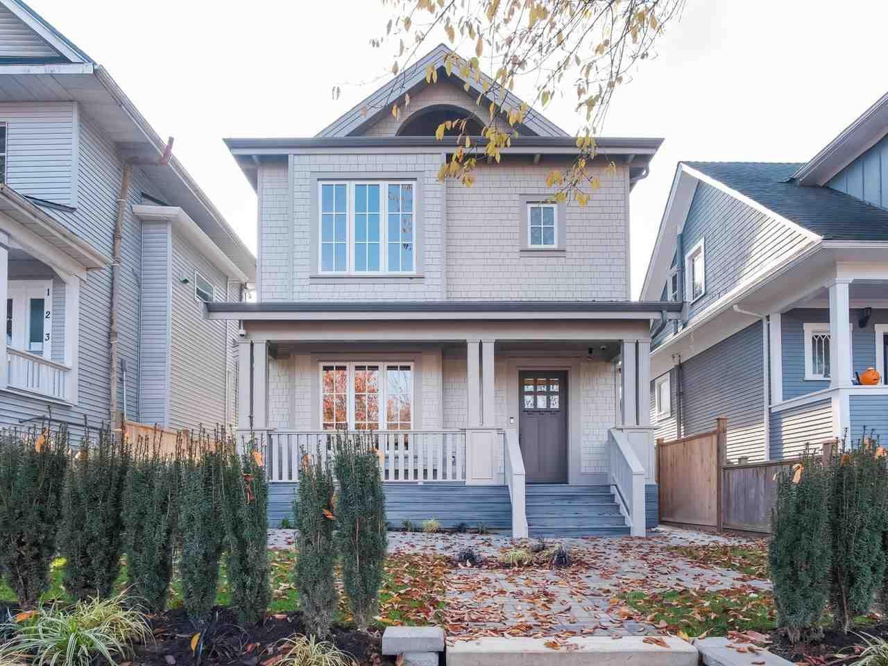 Main Photo: 620 E 11 AVENUE in Vancouver: Mount Pleasant VE 1/2 Duplex for sale (Vancouver East)  : MLS®# R2418353
