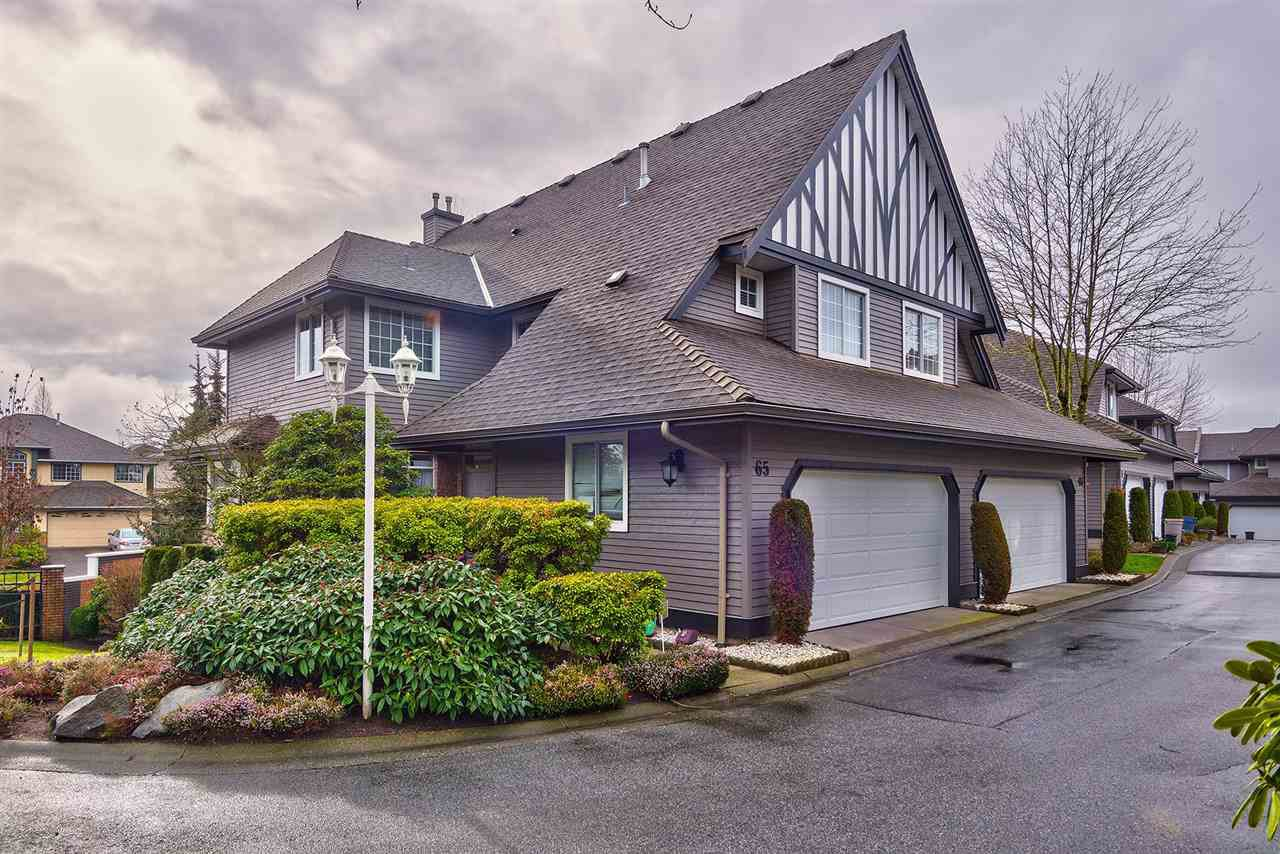 "Main Photo: 65 2615 FORTRESS Drive in Port Coquitlam: Citadel PQ Townhouse for sale in ""ORCHARD HILL"" : MLS®# R2433469"