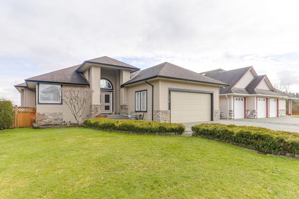 Main Photo: 2418 270B Street in Langley: Aldergrove Langley House for sale : MLS®# R2436027