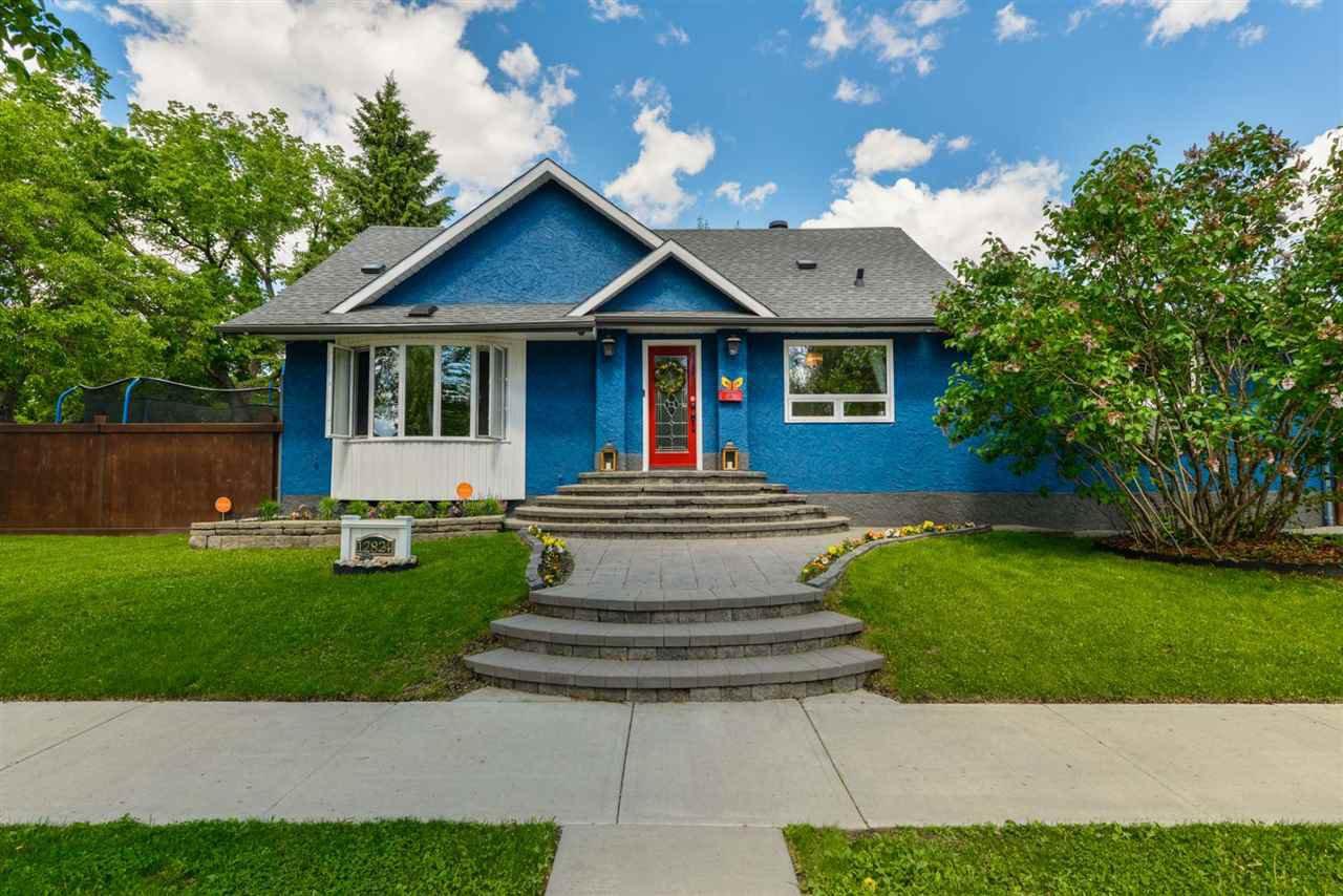 Main Photo: 12824 121 Avenue in Edmonton: Zone 04 House for sale : MLS®# E4202157
