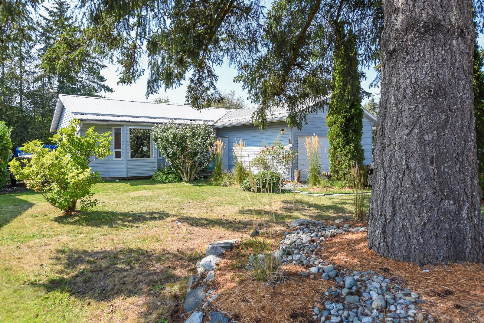 Main Photo: 2309 Willemar Ave in : CV Courtenay City Single Family Detached for sale (Comox Valley)  : MLS®# 855539