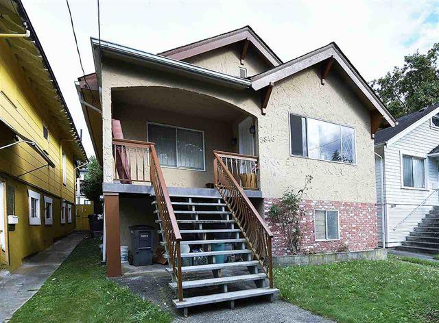 Main Photo: 3848 Inverness Street in Vancouver: Knight House for sale (Vancouver East)  : MLS®# R2500601