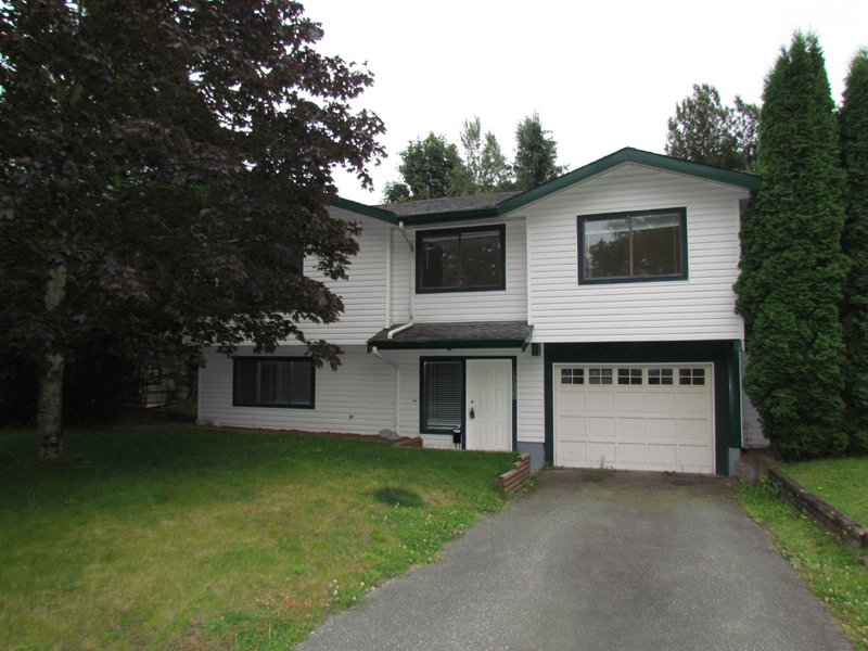 Main Photo: 35308 WELLS GRAY AV in ABBOTSFORD: Abbotsford East House for rent (Abbotsford)