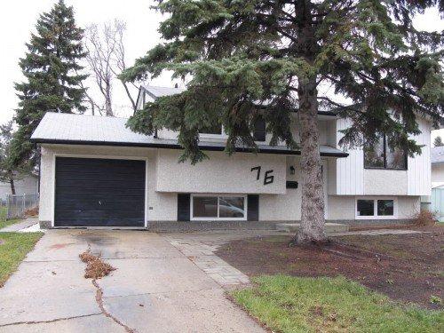 Main Photo: 76 Magdalene Bay in Winnipeg: Fort Garry / Whyte Ridge / St Norbert Single Family Detached for sale (South Winnipeg)  : MLS®# 1222556