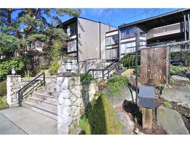 Main Photo: # 217 7055 WILMA ST in Burnaby: Highgate Condo for sale (Burnaby South)  : MLS®# V1004385